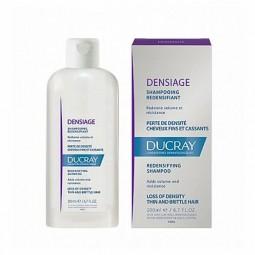 Ducray Densiage Shampoo Redensificante - 200ml - comprar Ducray Densiage Shampoo Redensificante - 200ml online - Farmácia Bar...