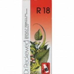 Dr. Reckeweg R18 Gotas - 50ml - comprar Dr. Reckeweg R18 Gotas - 50ml online - Farmácia Barreiros - farmácia de serviço