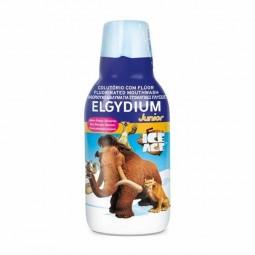 Elgydium Júnior Colutório Idade do Gelo - 500 mL - comprar Elgydium Júnior Colutório Idade do Gelo - 500 mL online - Farmácia...