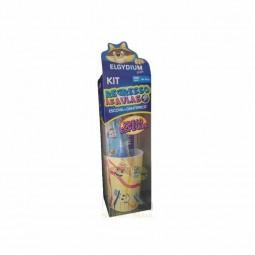 Elgydium Kit Kids Gel Dentífrico Morango + Escova de Dentes c/ Oferta Copo - 50 mL + 1 escova de dentes + 1 copo - comprar El...