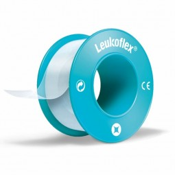 Leukoflex Adesivo - 1 unidade (2,5 cm x 5 m) - comprar Leukoflex Adesivo - 1 unidade (2,5 cm x 5 m) online - Farmácia Barreir...