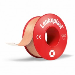 Leukoplast Adesivo - 1 unidade (2,5 cm x 5 m) - comprar Leukoplast Adesivo - 1 unidade (2,5 cm x 5 m) online - Farmácia Barre...