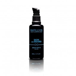 Papillon Sérum Barba e Pele SPF 15 - 50mL - comprar Papillon Sérum Barba e Pele SPF 15 - 50mL online - Farmácia Barreiros - f...