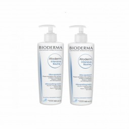 Bioderma Atoderm Intensive Baume Duo Preço Promocional - 2 x 500 mL - comprar Bioderma Atoderm Intensive Baume Duo Preço Prom...