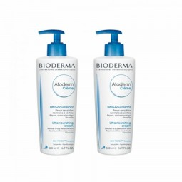 Bioderma Atoderm Creme Duo - 2 x 500ml - comprar Bioderma Atoderm Creme Duo - 2 x 500ml online - Farmácia Barreiros - farmáci...