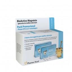 BioActivo Magnésio Duo c/ Oferta 50% na segunda embalagem - 2 x 60 comprimidos - comprar BioActivo Magnésio Duo c/ Oferta 50%...