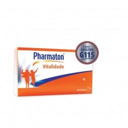 Boehringer Pharmaton Vitalidade - 30 Cápsulas - comprar Boehringer Pharmaton Vitalidade - 30 Cápsulas online - Farmácia Barre...