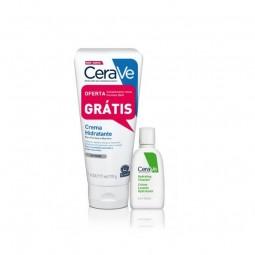 CeraVe Kit Descobertas Moisturizing Creme Hidratante Diário c/ Oferta Creme de Limpeza Hidratante - 170 g + 20 mL - comprar C...