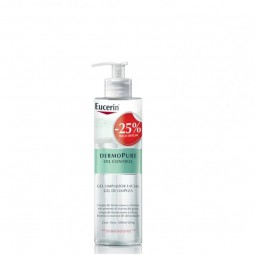 Eucerin DermoPure Oil Control Gel de Limpeza c/ Desconto 25% - 200 mL - comprar Eucerin DermoPure Oil Control Gel de Limpeza ...