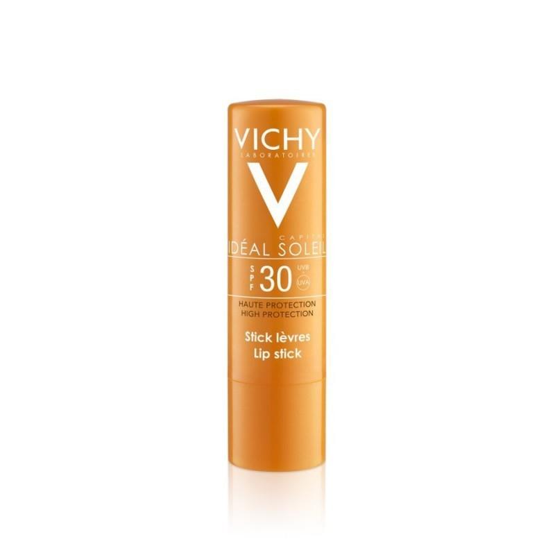 Vichy Idéal Soleil Stick Lábios e Zonas Sensíveis SPF 30 - 4,7 mL - comprar Vichy Idéal Soleil Stick Lábios e Zonas Sensíveis...