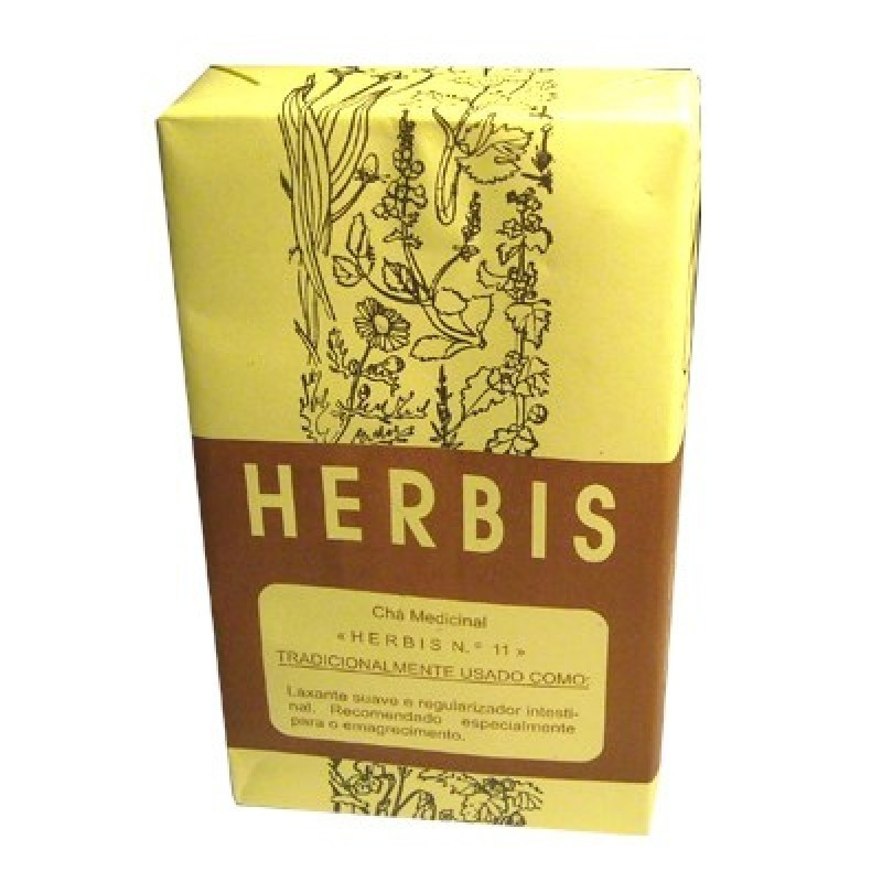 Herbis Chá Nº 11 - 100 g - comprar Herbis Chá Nº 11 - 100 g online - Farmácia Barreiros - farmácia de serviço