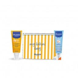 Mustela Solar Leite Protetor SPF 50+ c/ Oferta Spray Após-Sol - 100 mL + 125 mL - comprar Mustela Solar Leite Protetor SPF 50...