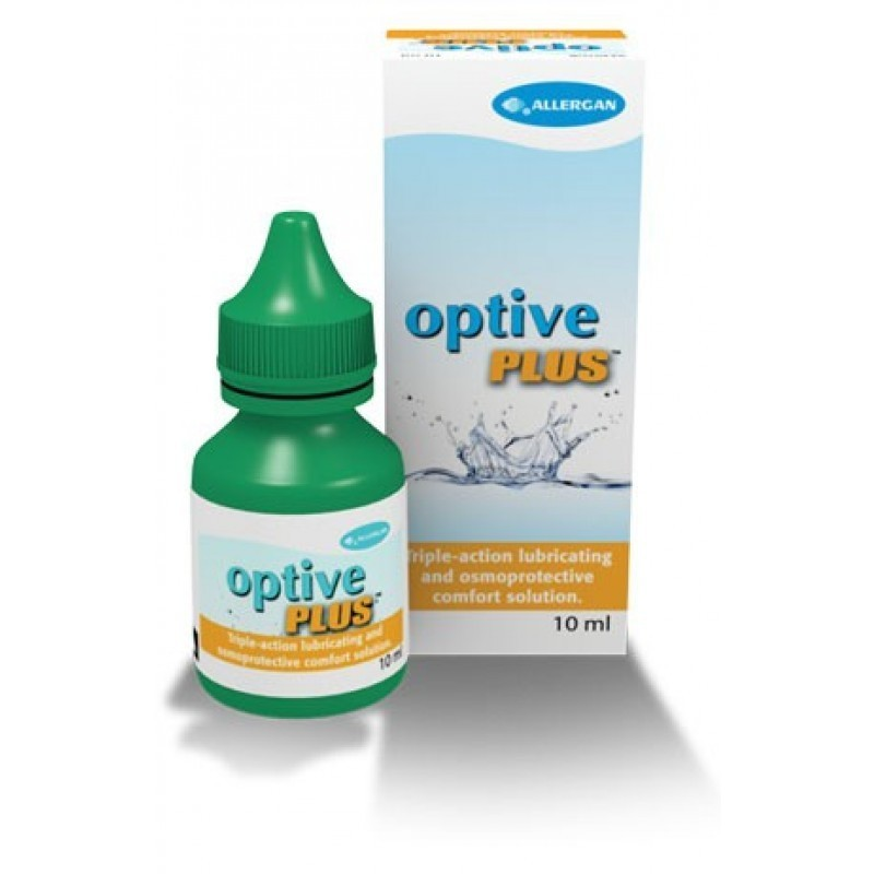 Optive Plus - 10 mL - comprar Optive Plus - 10 mL online - Farmácia Barreiros - farmácia de serviço