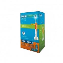 Oral-B Escova Eléctrica Vitality CrossAction c/ Oferta Pro-Expert Pasta Multi-Proteção + Elixir - 1 escova de dentes + 50 mL ...