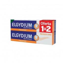 Elgydium Prevenção Cáries Pasta Dentífrica c/ Oferta 2ª Embalagem - 2 x 75 mL - comprar Elgydium Prevenção Cáries Pasta Dentí...