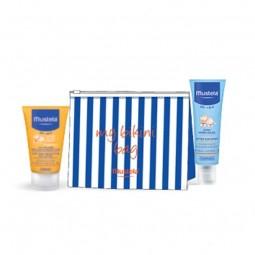 Mustela Solar Leite Protetor SPF 50+ c/ Oferta Spray Após-Sol - 200 mL + 125 mL - comprar Mustela Solar Leite Protetor SPF 50...