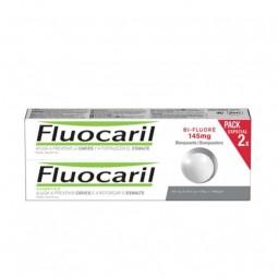 Fluocaril Pasta de Dentes Branqueadora Duo - 2 x 75 mL - comprar Fluocaril Pasta de Dentes Branqueadora Duo - 2 x 75 mL onlin...