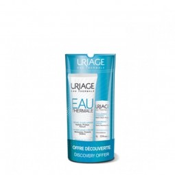 Uriage Pack Creme de Mãos + Stick Labial Preço Especial - 30 mL + 4 g - comprar Uriage Pack Creme de Mãos + Stick Labial Preç...