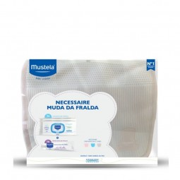 Mustela Kit Necessaire Bebé Muda Fralda Taupe - 1 unidade - comprar Mustela Kit Necessaire Bebé Muda Fralda Taupe - 1 unidade...