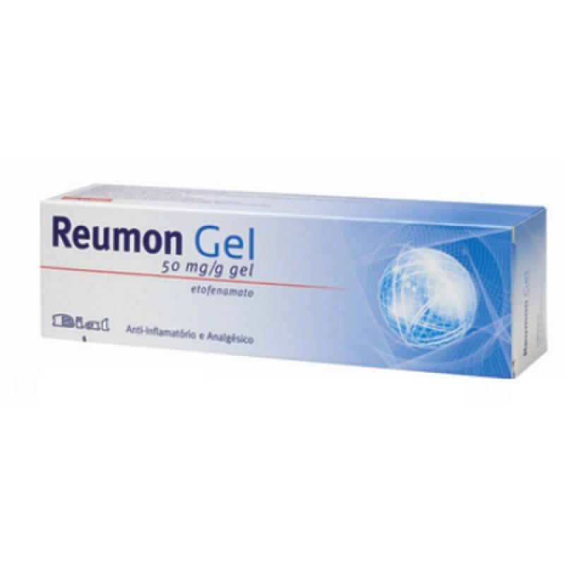 Reumon Gel - 50 mg/g-60 g - comprar Reumon Gel - 50 mg/g-60 g online - Farmácia Barreiros - farmácia de serviço