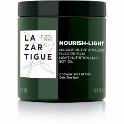 Lazartigue Máscara Nutrição Ligeira - 250mL - comprar Lazartigue Máscara Nutrição Ligeira - 250mL online - Farmácia Barreiros...