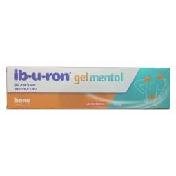Ib-u-ron Gel Mentol - 50 mg/g - 100 g - 1 gel bisnaga - comprar Ib-u-ron Gel Mentol - 50 mg/g - 100 g - 1 gel bisnaga online ...
