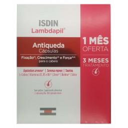 Isdin Lambdapil Anti-queda - 180 cápsulas - comprar Isdin Lambdapil Anti-queda - 180 cápsulas online - Farmácia Barreiros - f...