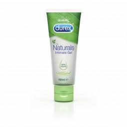 Durex Naturals Pure Gel Íntimo Lubrificante - 100mL - comprar Durex Naturals Pure Gel Íntimo Lubrificante - 100mL online - Fa...