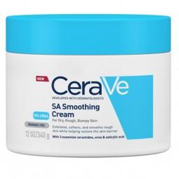 Cerave SA Creme Alisador Antirugosidades - 340mL - comprar Cerave SA Creme Alisador Antirugosidades - 340mL online - Farmácia...