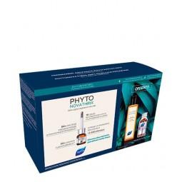 Phyto Phytonovathrix Trio Antiqueda - 12x3.5mL + 200mL + 120 cápsulas - comprar Phyto Phytonovathrix Trio Antiqueda - 12x3.5m...