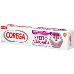 Corega Creme Fixador Protetor Efeito Almofada - 70g - comprar Corega Creme Fixador Protetor Efeito Almofada - 70g online - Fa...