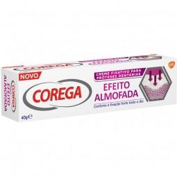 Corega Creme Fixador Protetor Efeito Almofada - 40g - comprar Corega Creme Fixador Protetor Efeito Almofada - 40g online - Fa...