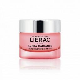 Lierac Coffret Supra Radiance Creme renovador anti-ox com Oferta de Sérum iluminador de olhos - 50mL + 15mL - comprar Lierac ...