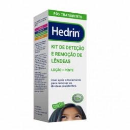 Hedrin Kit Deteção e Remoção de Lêndeas - 100g + 1 pente - comprar Hedrin Kit Deteção e Remoção de Lêndeas - 100g + 1 pente o...