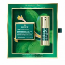 Nuxe Coffret Nuxuriance Ultra Creme Rico Redensificante com oferta Nuxuriance Ultra Creme de Olhos - 50mL + 15mL - comprar Nu...