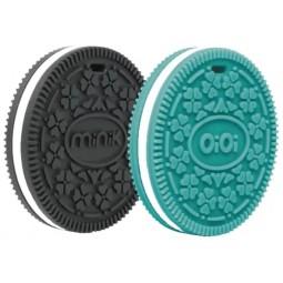 Minikoioi Cookee Preto e Verde - 2 unidades - comprar Minikoioi Cookee Preto e Verde - 2 unidades online - Farmácia Barreiros...