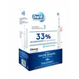 Oral-B Professional Care Cuidado das Gengivas 3 com Desconto de 33% - 1 escova - comprar Oral-B Professional Care Cuidado das...