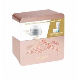 Vichy Coffret Liftactiv Supreme com Oferta Liftactiv Hyalu Máscara + Pureté Thermale Desmaquilhante - 50mL + 15mL + 100mL - c...