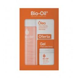 Bio-Oil Corporal com Oferta Bio-Oil Gel Pele Seca - 200 mL + 50 mL - comprar Bio-Oil Corporal com Oferta Bio-Oil Gel Pele Sec...