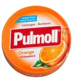 Pulmoll Rebuçados Laranja e Vitamina C Sem Açúcar - 45g - comprar Pulmoll Rebuçados Laranja e Vitamina C Sem Açúcar - 45g onl...