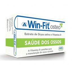 Win Fit Osteo - 30 comprimidos - comprar Win Fit Osteo - 30 comprimidos online - Farmácia Barreiros - farmácia de serviço