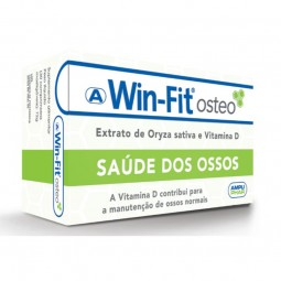 Win-Fit Osteo Suplemento Alimentar - 30 comprimidos - comprar Win-Fit Osteo Suplemento Alimentar - 30 comprimidos online - Fa...