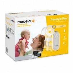 Medela Freestyle Flex Extrator de Leite Elétrico Duplo Tecnologia 2 Fases - 1 unidade - comprar Medela Freestyle Flex Extrato...
