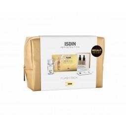 Isdinceutics Pack Instant Flash + Skin Drops + Água Micelar com Oferta de Necessaire - 5x2mL + 2 unidades + 30mL - comprar Is...