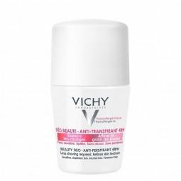 Vichy Deosodorizante Roll-On Ideal Finish 48H - 50 mL - comprar Vichy Deosodorizante Roll-On Ideal Finish 48H - 50 mL online ...
