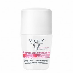 Vichy Deosodorizante Roll-On Ideal Finish 48H - 50 mL - comprar Vichy Deosodorizante Roll-On Ideal Finish 48H - 50 mL online ...