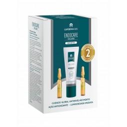 Endocare Coffret Cellage Prodermis SPF 30 c/ Oferta Endocare-C Proteoglicanos Ampolas Oil Free - 50 mL + 2 x 2 mL - comprar E...