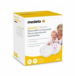 Medela Safe Dry Protetores de Seios Descartáveis - 60 unidades - comprar Medela Safe Dry Protetores de Seios Descartáveis - 6...
