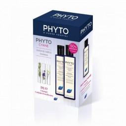 Phyto Phytocyane Champô Densificante com 50% de Desconto na 2ª Embalagem - 2 x 250mL - comprar Phyto Phytocyane Champô Densif...