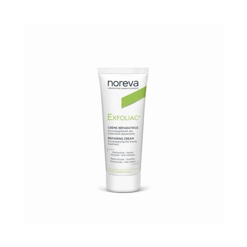 Noreva Exfoliac Creme Reparador - 40 mL - comprar Noreva Exfoliac Creme Reparador - 40 mL online - Farmácia Barreiros - farmá...